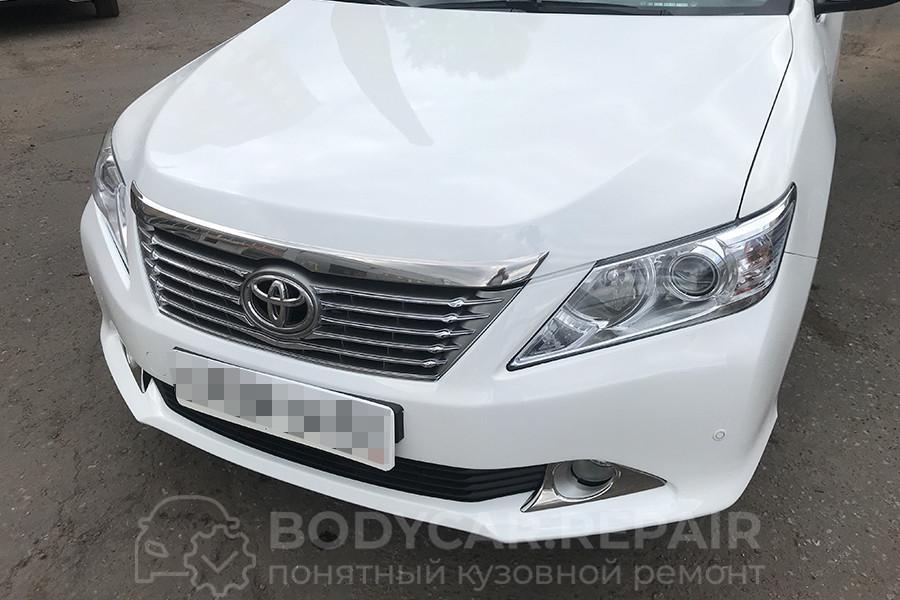 Покраска деталей кузова Toyota Camry