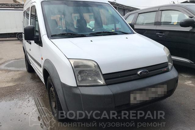 Ремонт кузова автомобиля Ford Tourneo