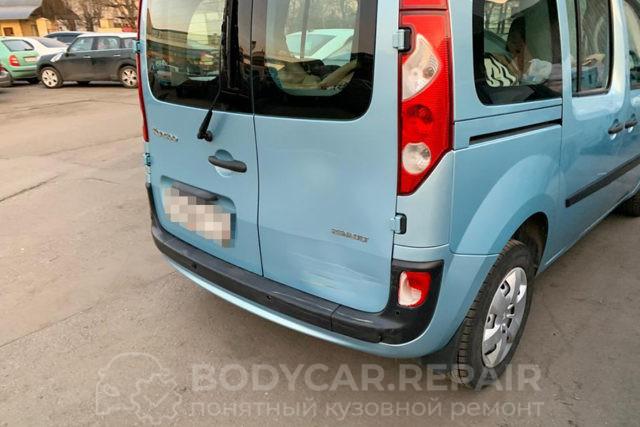 Ремонт кузова Renault Kangoo