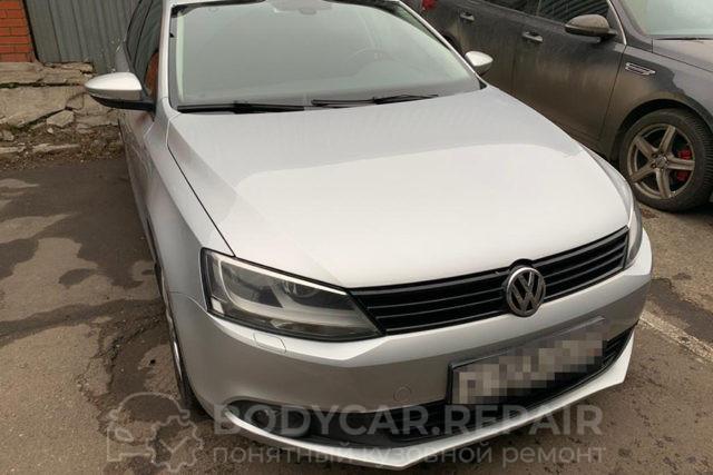 Устранение дефектов кузова VW Jetta