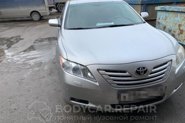 Кузовной ремонт Toyota Camry