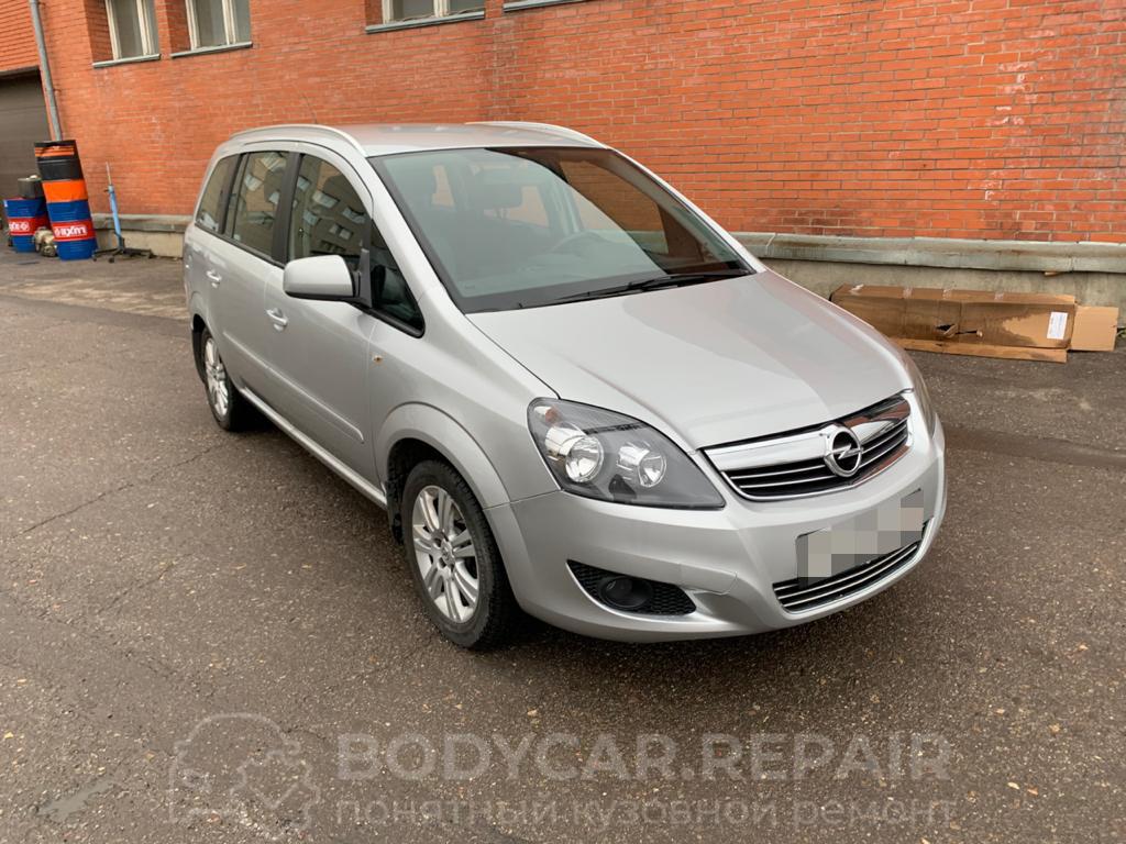 Ремонт кузова Opel Zafira