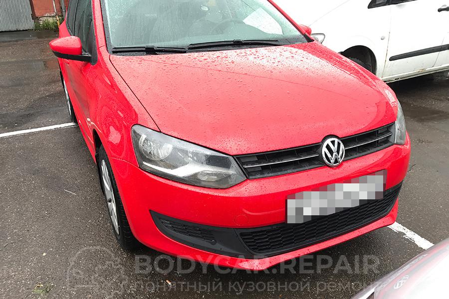 Ремонт кузова Volkswagen Polo