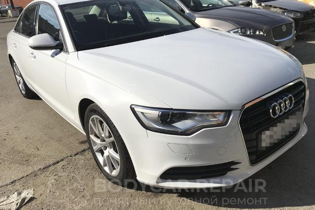 Устранение дефектов кузова Audi A6