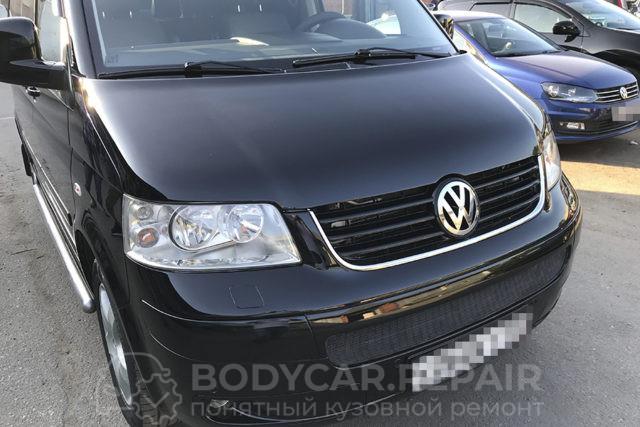 Ремонт и покраска кузова Volkswagen Multivan